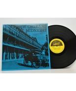 Thomas Jefferson New Orleans At Midnight Vinyl Record LP Dixieland Jazz ... - £15.27 GBP