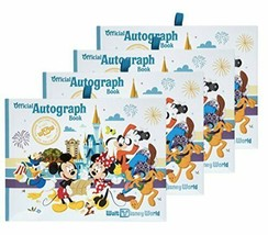 Walt Disney World Four Parks Official Autograph Book - Set of 4 Books - $44.55