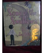 SONG OF THE SWALLOWS by Leo Politi (1950, Hardback) with half page painting - $132.30