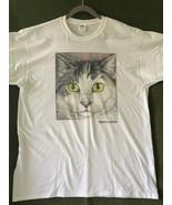 Unisex XL Cat Art T-Shirt - Nemo - $20.00