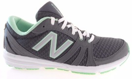 NEW BALANCE WX577MG3 WOMEN'S GREY/GREEN TRAININ... - $59.99