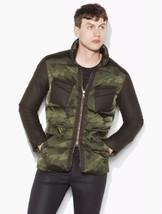 John Varvatos Collection Camo Down Jacket Size EU 50 USA 40 BNWT - $405.65
