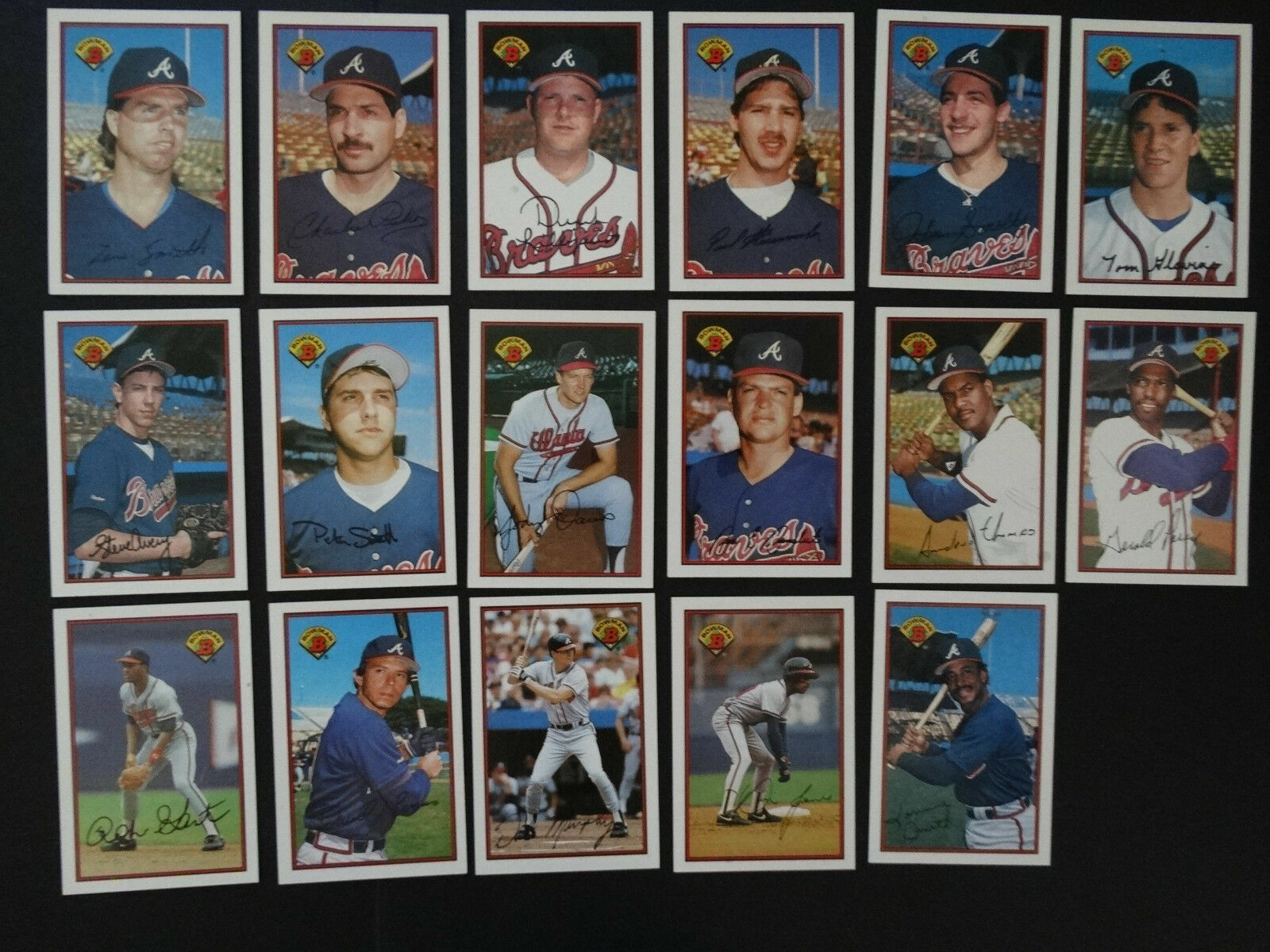 1989  TED HIGUERA Kenner Starting Lineup Card Vintage Milwaukee Brewers