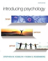 Introducing Psychology: Brain, Person, GroupINTRODUCING PSYCHOLOGY: BRAIN, PERSO image 2
