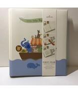 Little Baby Big Blessing Photo Album Hallmark First Year Memory Book No Box - $29.02