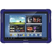 Amzer Tablet PC Case - Tablet PC - Blue - Silicone - $20.94