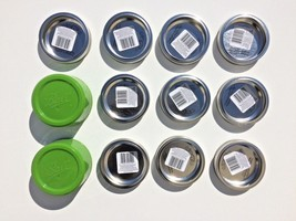 lot 10 Kerr Mason Jar Canning Lids and Rings and 2 Ball Wide Mouth Pour ... - $8.99