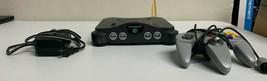 Nintendo 64 Launch Edition Grey Console - $69.29