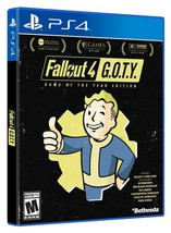 Fallout 4 Game of The Year Edition - PlayStation 4 NEW - $36.13