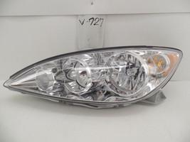 Oem Head Light Headlight Lamp Headlamp Toyota Camry 05 06 Lh Chip Mount - $49.50