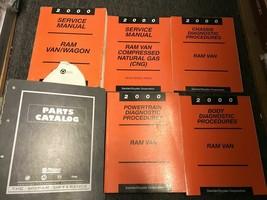 2000 DODGE RAM VAN WAGON Service Repair Workshop Shop Manual OEM Set W P... - $79.15