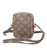 Auth Vintage LOUIS VUITTON Monogram Danube Mini Crossbody Shoulder Bag #... - $349.00