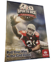Sports Dice Football By Funwiz Football Dice Game - $11.76