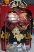 Creepy Classics Dracula Finger Puppet New in Box New in Package 2006 NIB... - $9.64