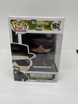 Funko POP Television (Vinyl): Breaking Bad Heisenberg Action Figure 162 - $59.60