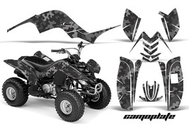 AMR Racing Yamaha Raptor 80 Graphic Kit Wrap ATV Quad Decals 2002-2008 C... - $129.95