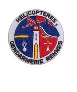 France Police Gendarmerie de Rennes Helicopetere French Rennes Police He... - $9.99