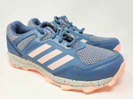adidas Fabela Rise Women's Field Hockey Turfs - Steel/Blue/Pink - AC8789... - $59.35