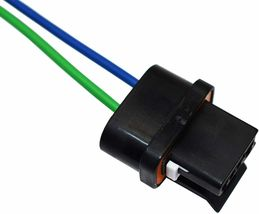 Alternator Wiring Harness Adapter Compatible with GM 10SI 12SI Case to CS130 image 8