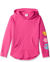 Amazon Brand - Spotted Zebra Girls' French Terry Pullover Hoodie Sweatshirts 2T image 1