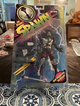 """McFarlane Toys Spawn GREEN NUCLEAR SPAWN 6"""" Ultra Action Figure Series 5... - $11.78"""