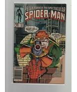 Peter Parker - The Spectacular Spider-Man #104 - July 1985 - Marvel Comics. - $0.97
