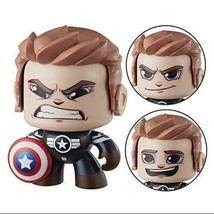 Hasbro Marvel Mighty Muggs Captain America #10 Figurine - $12.78