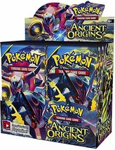 PokÃmon Trading Card Game XY-Ancient Origins Display Booster Box 36 Boos... - $106.28