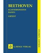 SONATES V1 --- PIANO (FORMAT POCHE) [Sheet music] BEETHOVEN LV - $27.63
