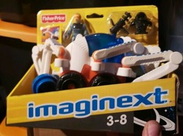 Fisher Price Imaginext space robot Rover ship spaceship spider crawler V... - $35.99