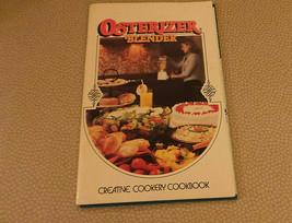 Osterizer Blender Cookbook & Instruction & Oster Product Guide 1978 NF - $8.99
