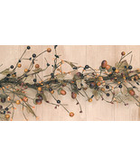 Festive Fall Country Mix Acorn Garland, 4 ft. - $39.99