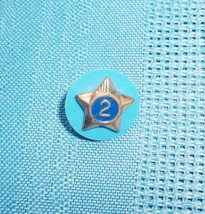 Boy Scouts of America Blue 2 Year Service Pin - $5.00