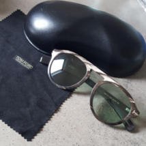 TOM FORD sunglasses private collection horn Rare used - $1,337.48