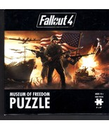 Puzzle - Fallout 4 Museum Of Freedom 1000 Piece Puzzle - $9.00