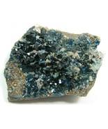 Lazulite with Quartz, Rapid Creek, Dawson Mining District, Yukon, Canada - $157.49