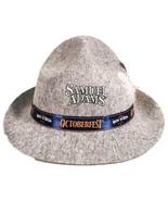 SAM ADAMS GERMAN ALPINE HAT- OCTOBERFEST 2010 RAISE THE STEIN - $9.99