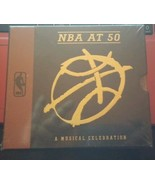 NBA AT 50 Music CD Marvin Gaye, Brian McKnight, Kool & Gang Musical Cele... - $11.59