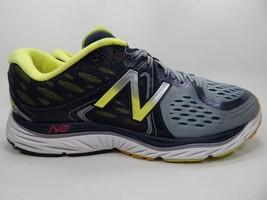 New Balance 1260 v6 Size US 13 M (D) EU 47.5 Men's Running Shoes Gray M1260GY6