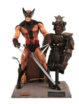 Marvel Select WOLVERINE SPECIAL COLLECTOR EDITION Action Figure Highly D... - $69.29