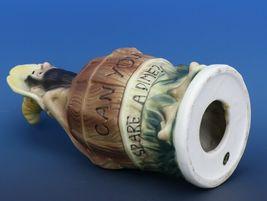 Twin Winton Hillbilly Figurine Skinny Clem Piggy Bank Made in Japan 1950s Scarce image 6