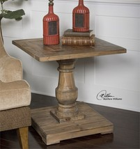 Stratford, End Table | Uttermost - $437.80