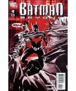 BATMAN BEYOND Vol.3 #4-6 Lot (DC/2010 Limited Series) - $5.90