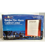 Safe House Four Zone Burglar Fire Alarm Control Center 49-475 New Old Stock - $119.99