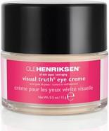 Ole Henriksen Visual Truth Eye Creme 0.5 oz / 15 g New no box  - $17.81
