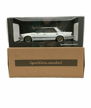 Ignition model Scale size 1/18 Toyota Crown 3.0 Royal Saloon WIth box From JAPAN - $507.86