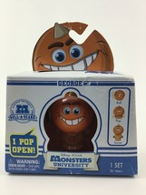 Monster University Roll A Scare Pop Open Toy George Sanderson New Disney... - $26.68
