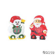 Santa & Snowman Ring Toss Water Games - $12.49