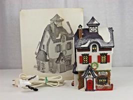 1991 Dept. 56 North Pole Series 5620-0 - Neenee's Dolls & Toys w/ Box - $15.00