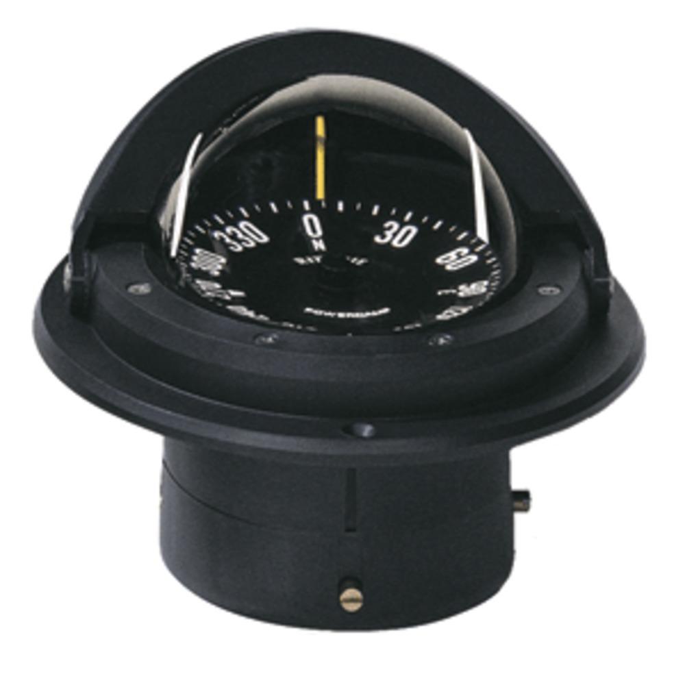 Ritchie F-82 Voyager Compass - Flush Mount - Black